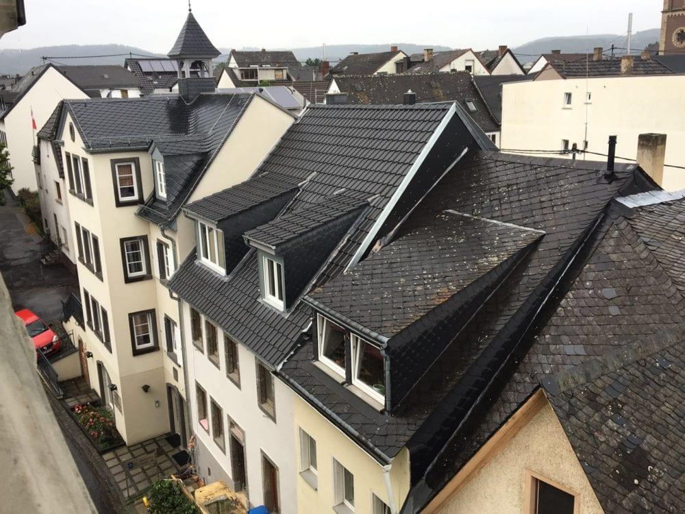 Erneuerung Dach