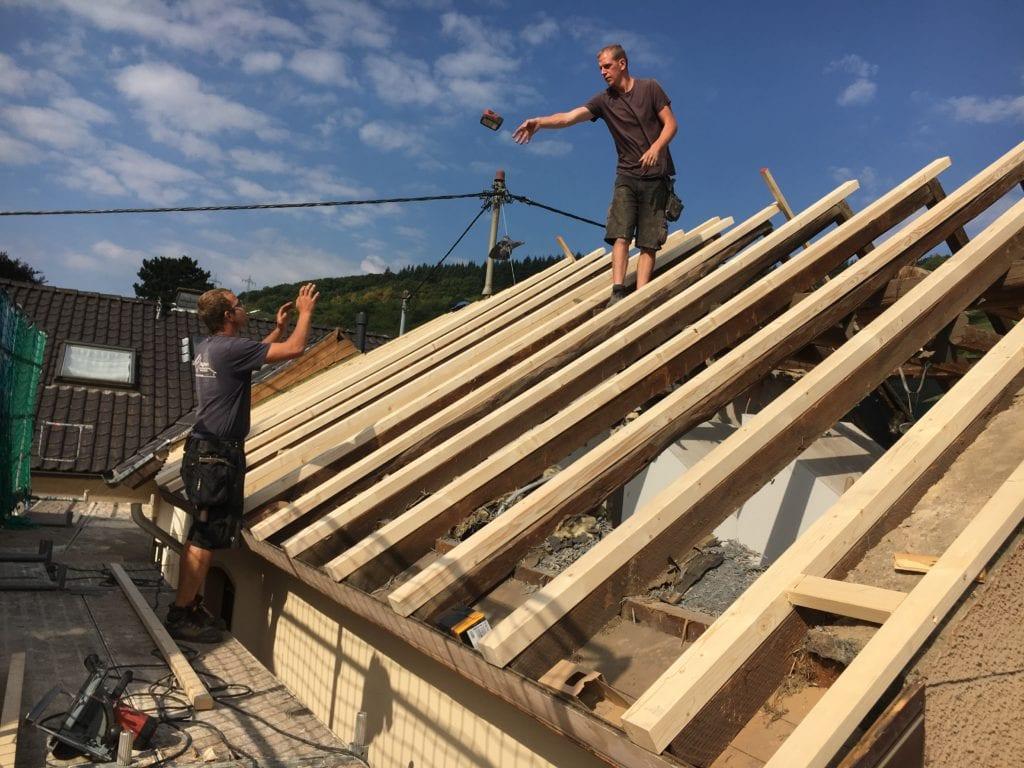 Erneuerung Dach4