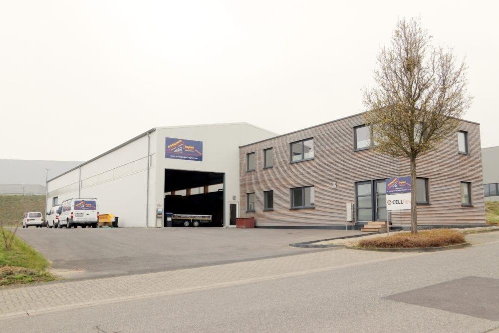 Firmengebäude ST