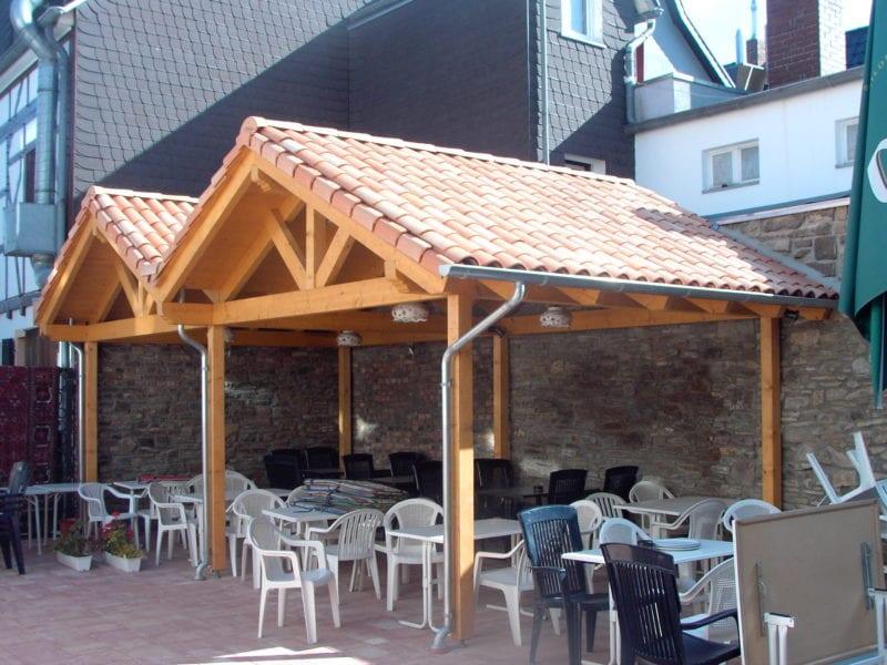 Dach Holz